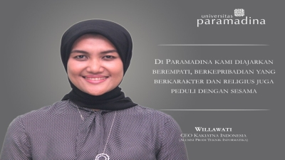 Willawati: CEO Kakiatna Indonesia