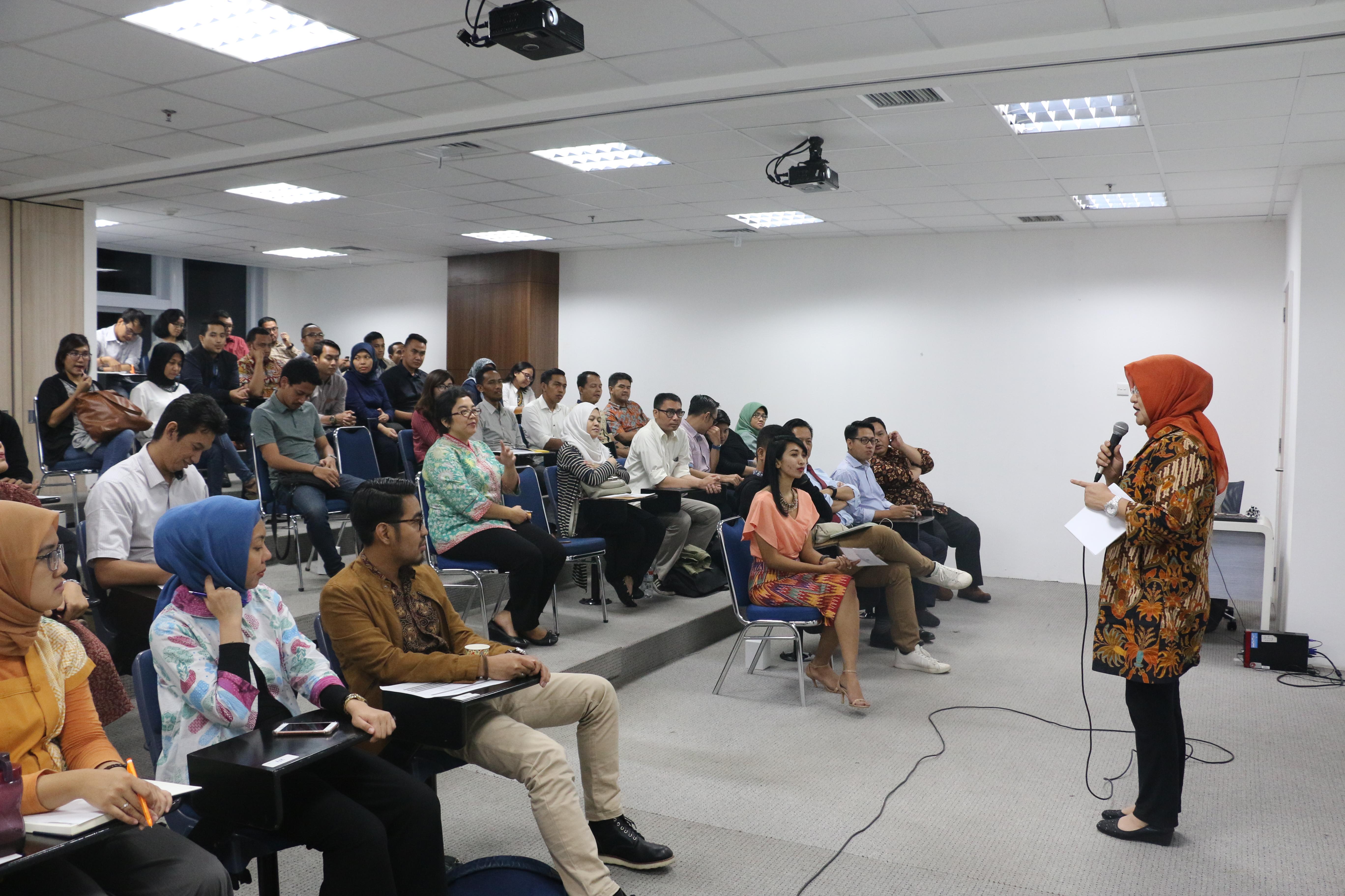 Orientation Weeks Paramadina Graduate School 2017/18 - Day