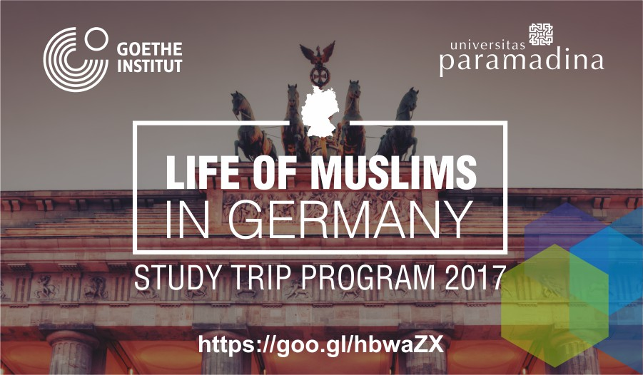 Life of Muslims In Germany - Study Trip Program 2017 - Universitas ... 482855efebb